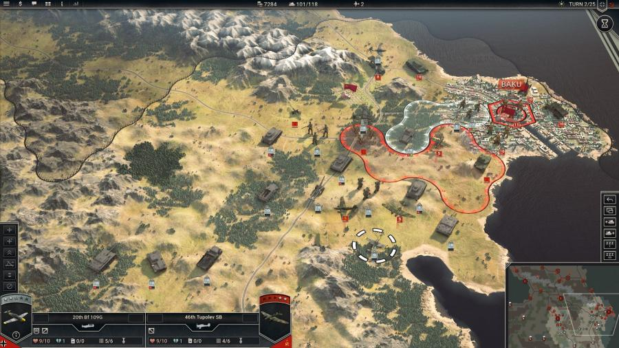 Panzer Corps 2 Screenshot 5