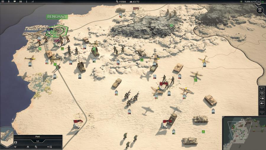Panzer Corps 2 Screenshot 3