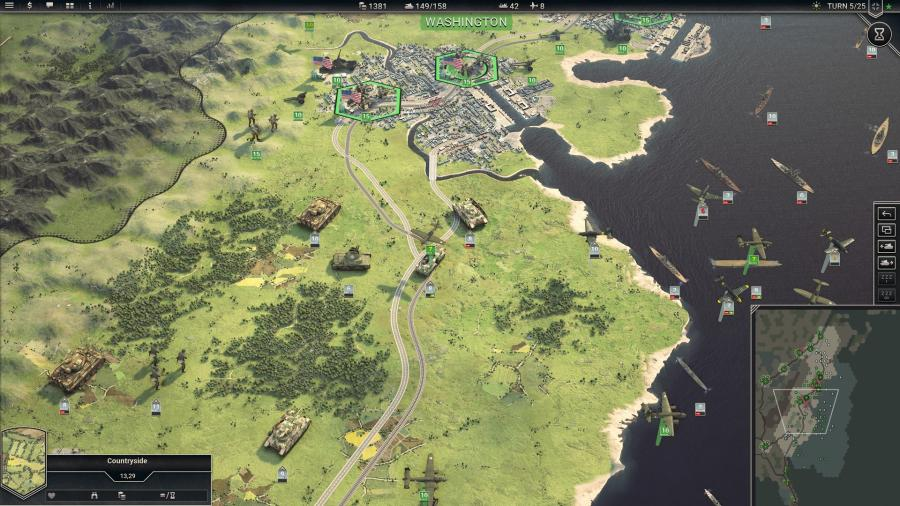Panzer Corps 2 Screenshot 9