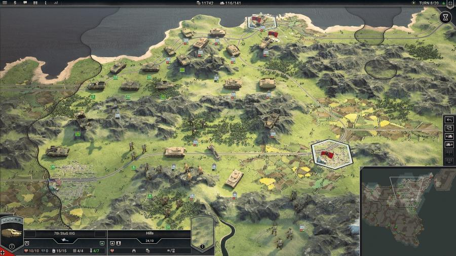 Panzer Corps 2 Screenshot 6
