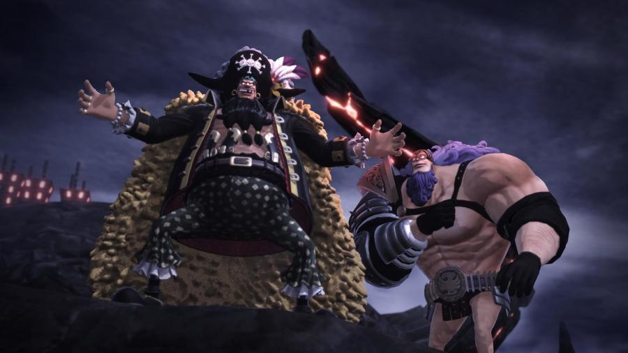 One Piece Pirate Warriors 4 Screenshot 4