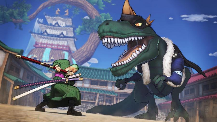 One Piece Pirate Warriors 4 Screenshot 2