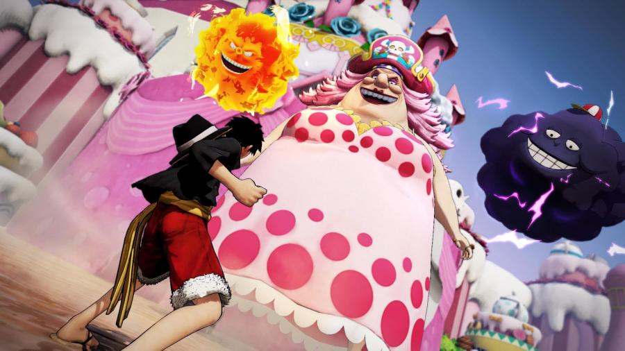 One Piece Pirate Warriors 4 - Deluxe Edition Screenshot 3