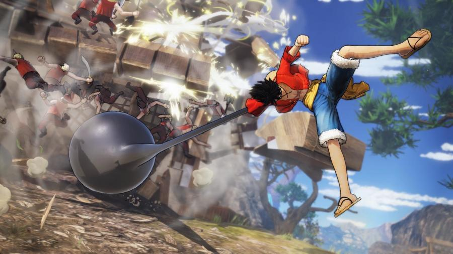 One Piece Pirate Warriors 4 - Deluxe Edition Screenshot 8