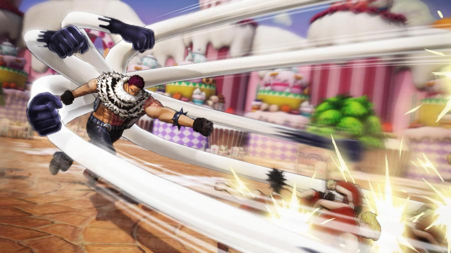 One Piece Pirate Warriors 4 - Deluxe Edition Screenshot 7