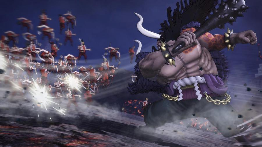One Piece Pirate Warriors 4 - Deluxe Edition Screenshot 6