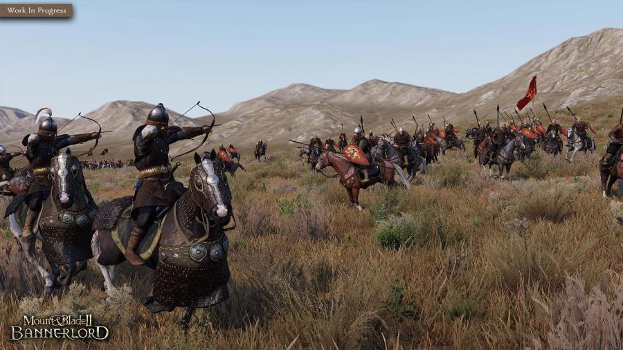 Mount & Blade II - Bannerlord Screenshot 8