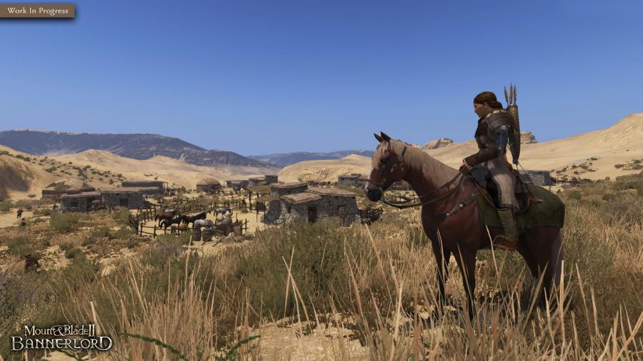 Mount & Blade II - Bannerlord Screenshot 3