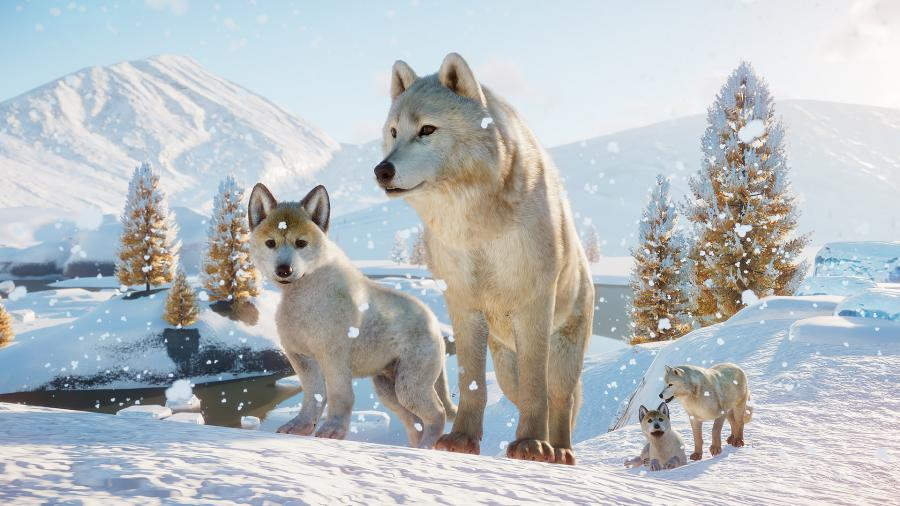 Planet Zoo - Arctic Pack (DLC) Screenshot 6