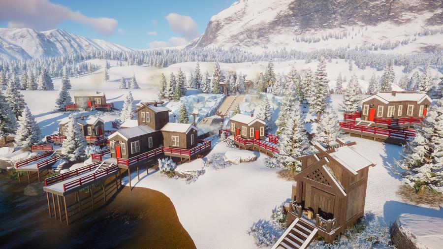 Planet Zoo - Arctic Pack (DLC) Screenshot 3