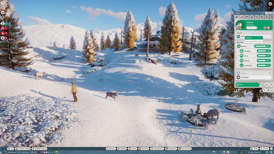 Planet Zoo - Arctic Pack (DLC) Screenshot 5