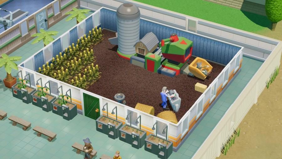 Two Point Hospital - Off The Grid (DLC) Screenshot 4