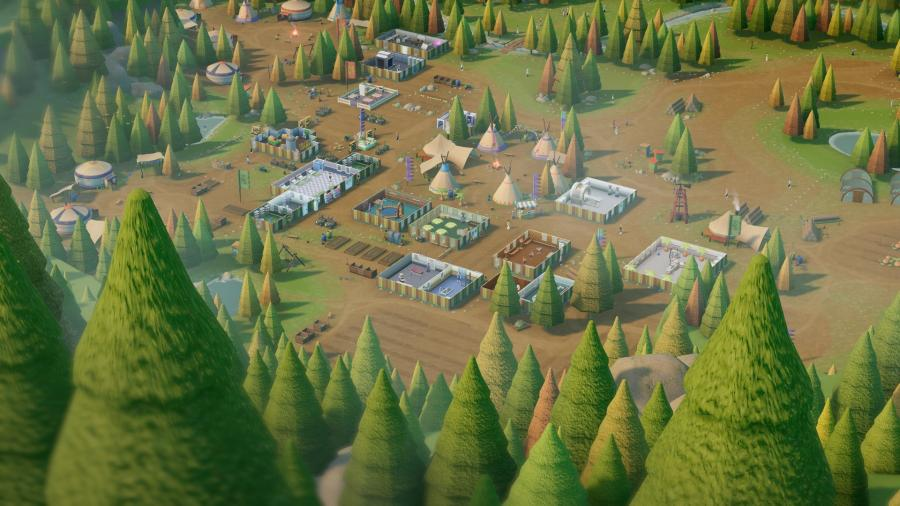 Two Point Hospital - Off The Grid (DLC) Screenshot 9