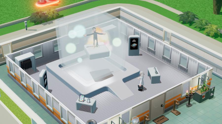 Two Point Hospital - Off The Grid (DLC) Screenshot 5