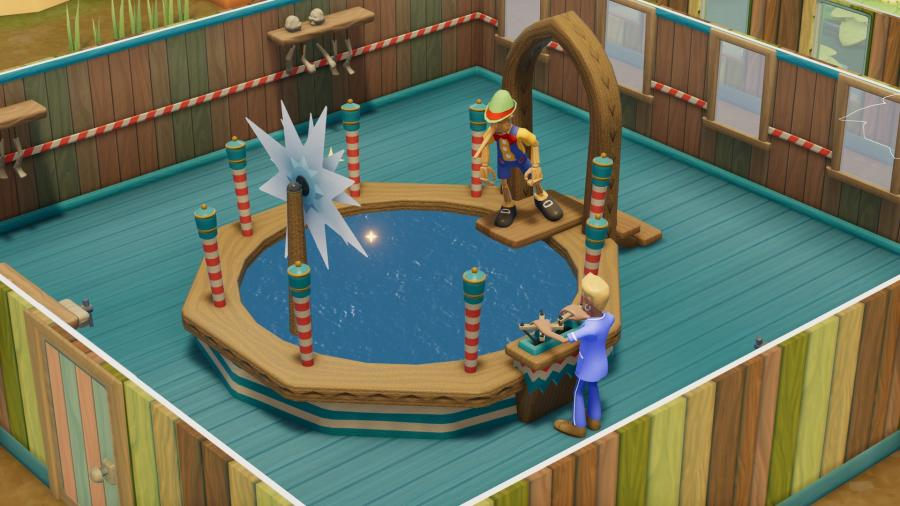 Two Point Hospital - Off The Grid (DLC) Screenshot 3