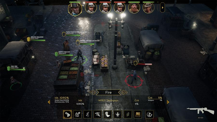 Empire of Sin Screenshot 8
