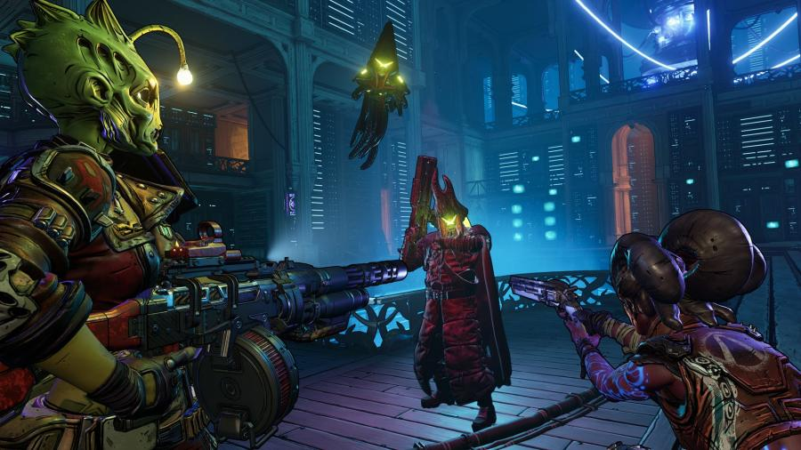 Borderlands 3 - Guns, Love and Tentacles DLC (Steam Key) Screenshot 5