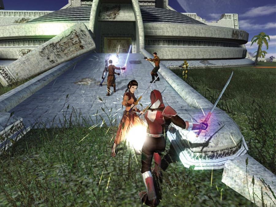 Star Wars - Knights of the Old Republic Screenshot 4