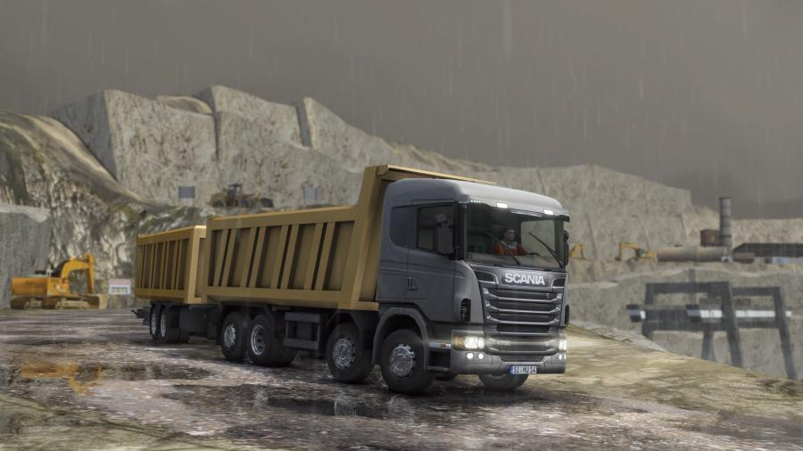 Truck & Logistics Simulator Screenshot 3