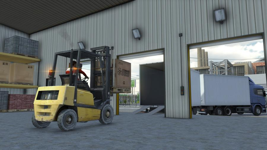 Truck & Logistics Simulator Screenshot 5