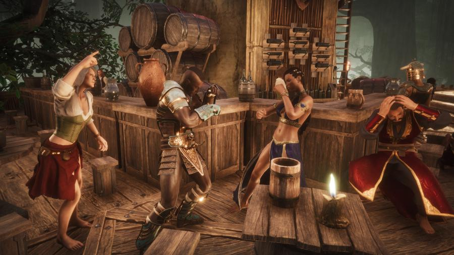 Conan Exiles - Debaucheries of Derketo Pack (DLC) Screenshot 6