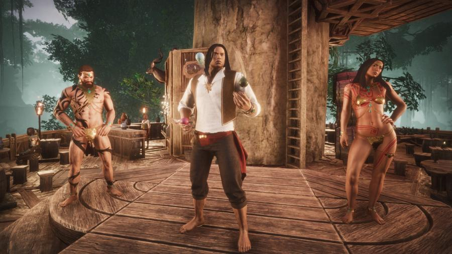 Conan Exiles - Debaucheries of Derketo Pack (DLC) Screenshot 4