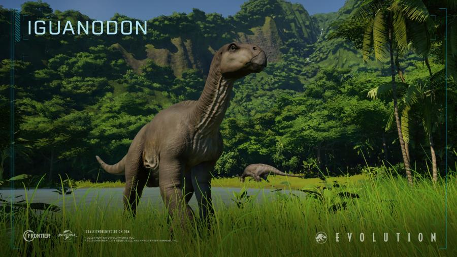 Jurassic World Evolution - Cretaceous Dinosaur Pack (DLC) Screenshot 6