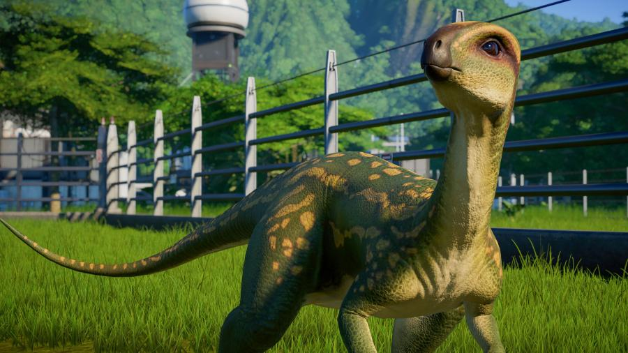Jurassic World Evolution - Herbivore Dinosaur Pack (DLC) Screenshot 2
