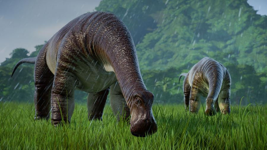 Jurassic World Evolution - Herbivore Dinosaur Pack (DLC) Screenshot 7
