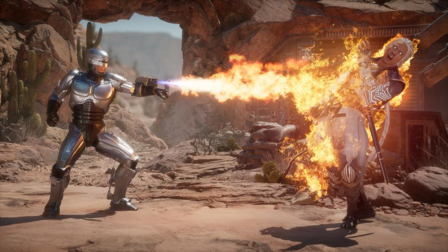 Mortal Kombat 11 - Aftermath (DLC) Screenshot 8