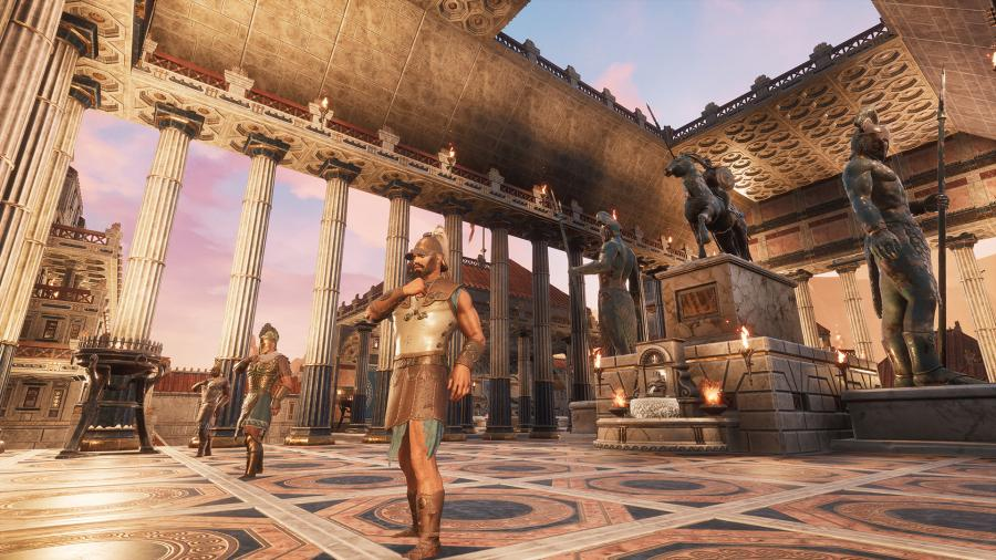 Conan Exiles - Architects of Argos Pack (DLC) Screenshot 4