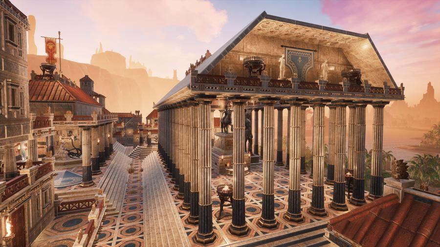 Conan Exiles - Architects of Argos Pack (DLC) Screenshot 9