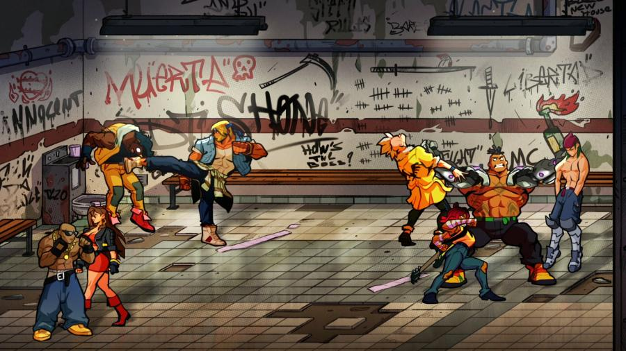 Streets of Rage 4 Screenshot 6