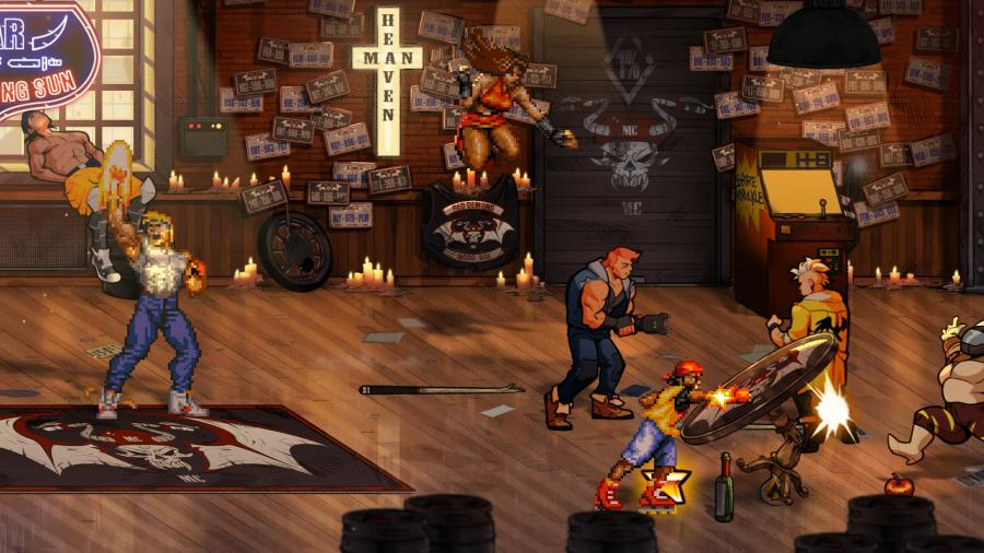 Streets of Rage 4 Screenshot 7