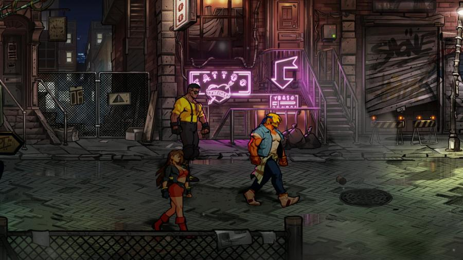 Streets of Rage 4 Screenshot 2