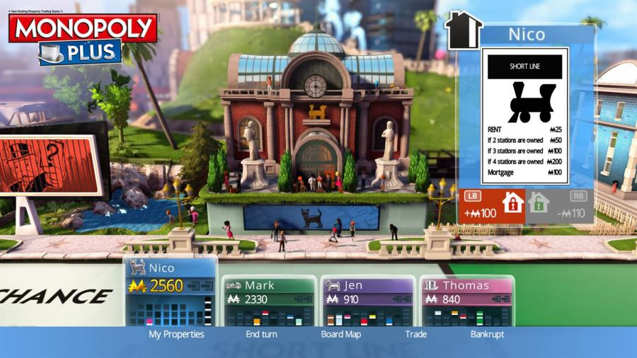Monopoly Plus - Xbox One Download Code [EU] Screenshot 3