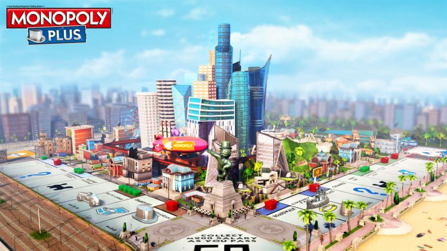 Monopoly Plus - Xbox One Download Code [EU] Screenshot 5