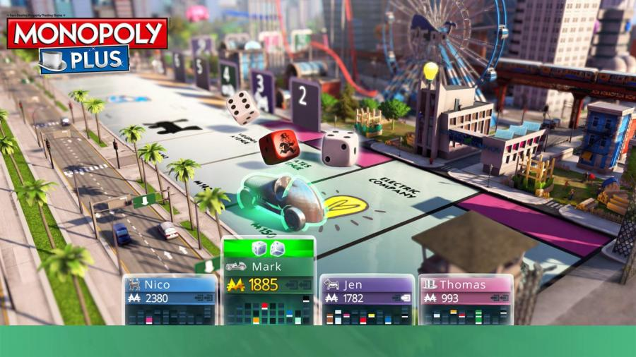 Monopoly Plus - Xbox One Download Code [EU] Screenshot 7