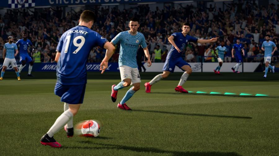 FIFA 21 [PC] Screenshot 2