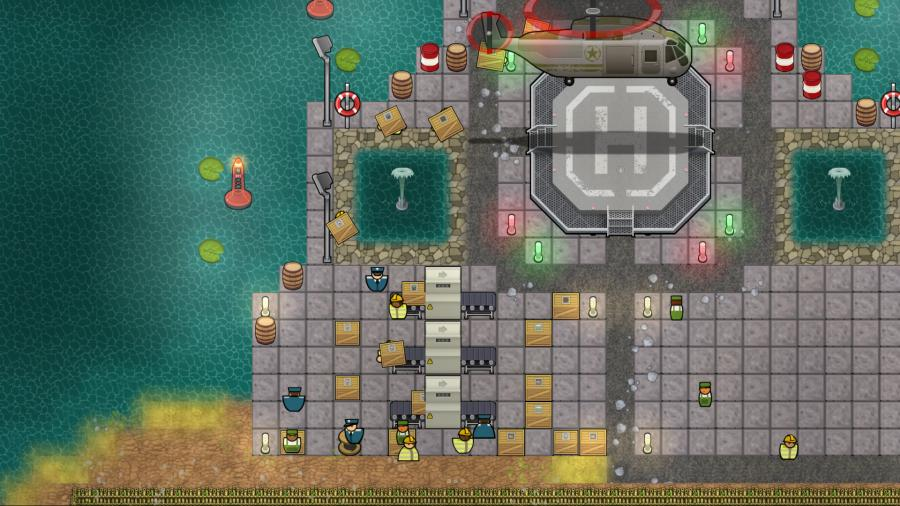 Prison Architect - Island Bound (DLC) Screenshot 7