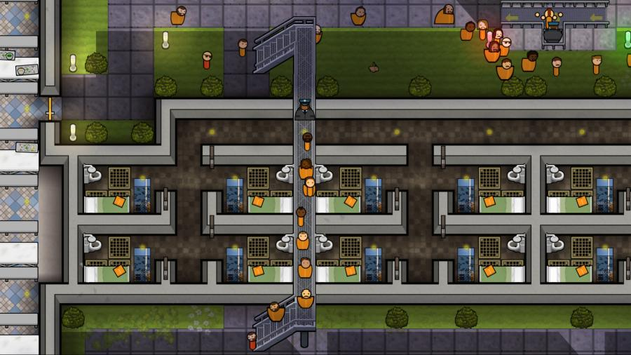 Prison Architect - Island Bound (DLC) Screenshot 4