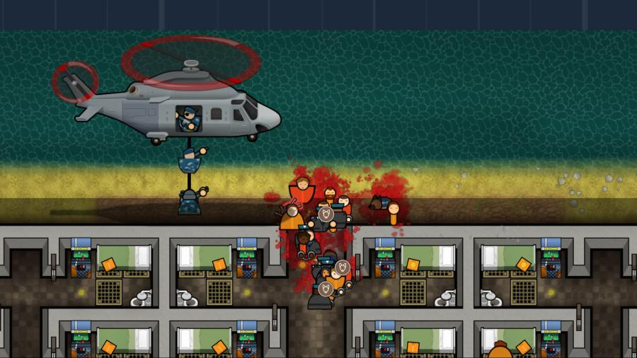 Prison Architect - Island Bound (DLC) Screenshot 5
