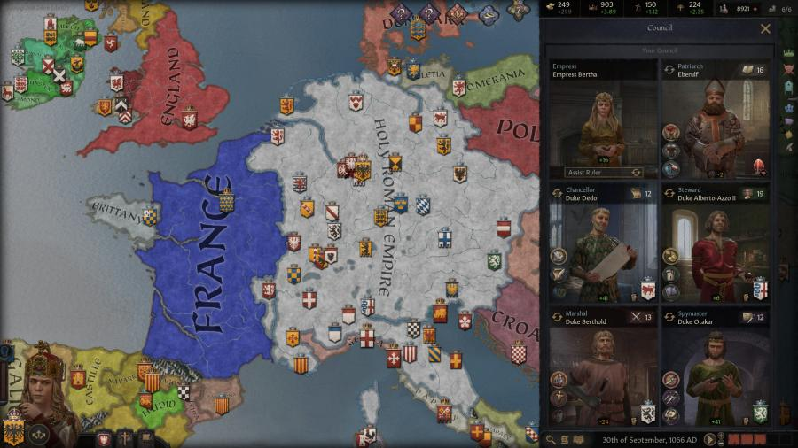 Crusader Kings III - Royal Edition Screenshot 2
