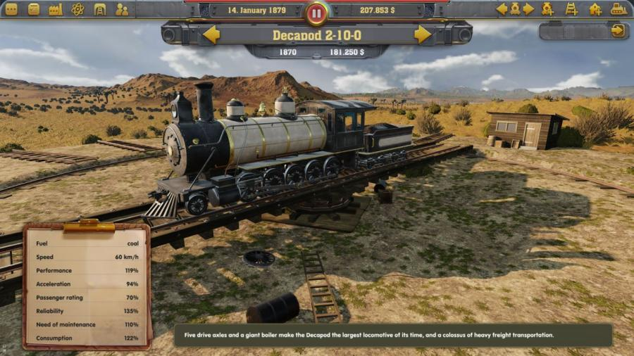 Railway Empire - Complete Collection Screenshot 5