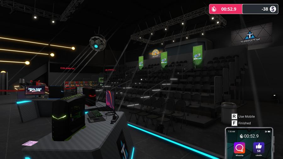 PC Building Simulator - Esports Expansion Screenshot 8