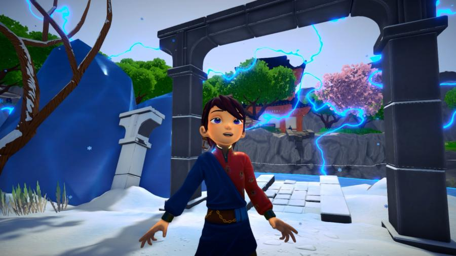Ary and the Secret of Seasons Screenshot 9