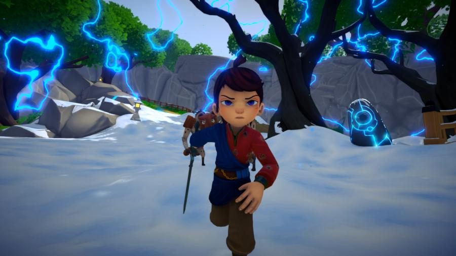 Ary and the Secret of Seasons Screenshot 6