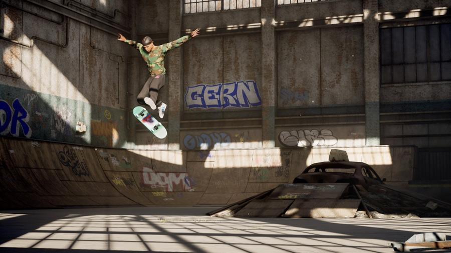 Tony Hawk's Pro Skater 1 + 2 - Digital Deluxe Edition (Xbox One Download Code) - EU Key Screenshot 5