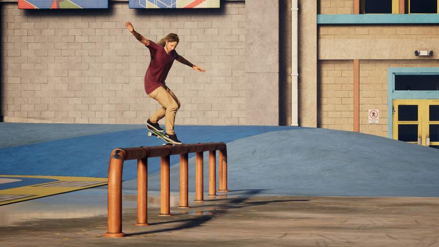 Tony Hawk's Pro Skater 1 + 2 - Digital Deluxe Edition (Xbox One Download Code) - EU Key Screenshot 4