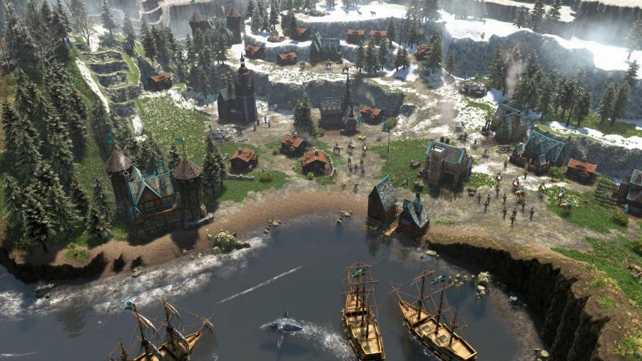 Age of Empires III - Definitive Edition (Steam Key) Screenshot 6